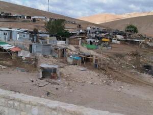 Il villaggio beduino di al khan al ahmor