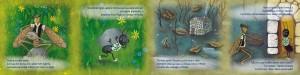 La cicala e la formica leghista