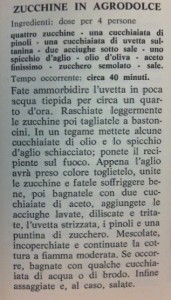 """Ricetta tratta da """"Cucina Italiana"""" del 6 giugno 1970"""