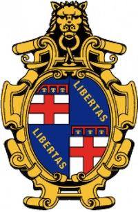 Lo stemma del Comune di Bologna