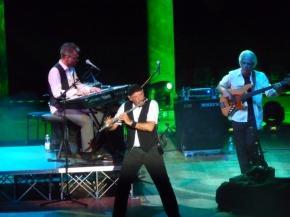 I Jethro Tull sul palco