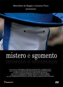 """La locandina del documentario """"Mistero e sgomento"""" di Marcellino De Baggis"""