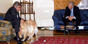Fabio Scacciavillani e Mario Monti