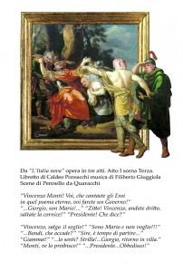 Iperquadro di Francesco Spadoni con testi di David Riondino