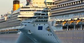 Navi da crociera troppo alte rispetto allo scafopi lusso for Cabina interna su una nave da crociera