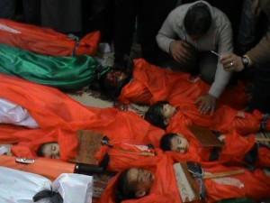 Il massacro dei bambini del villaggio siriano di Hasal al Ward
