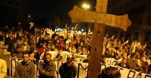 Spettacolo blasfemo bufera cattolicacontro l 39 opera di for Castellucci arredamenti roma
