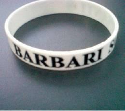 Il braccialetto dei barbari sognanti distribuito da Paolo Grimoldi