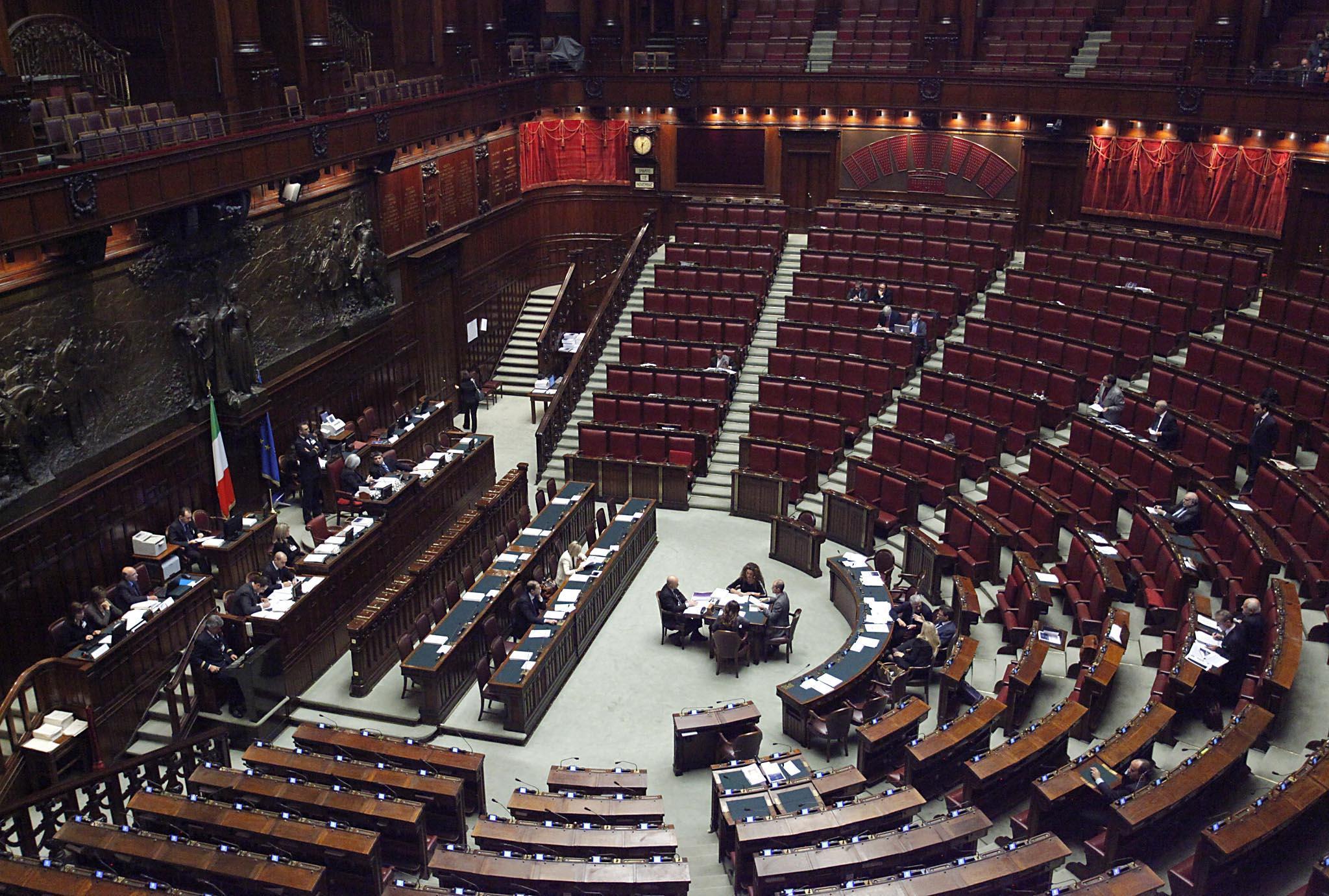 La falsa promessa degli stipendi dei parlamentari il for Video camera dei deputati