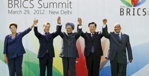 I leader dei paesi Brics a New Delhi