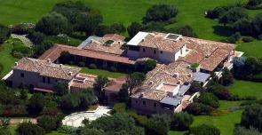Interni Di Villa Certosa : Villa certosa nuovi controlli della forestale nella villa di