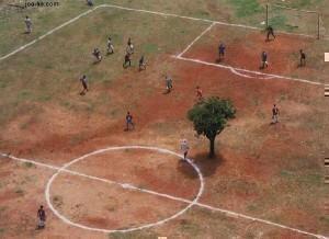 Campo di Calcio, Sud Africa, 2007