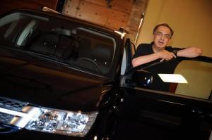 Conferenza stampa di presentazione del nuovo Fiat Freemont