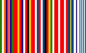 Rem Koolhaas, Proposta di bandiera Europea, 2002