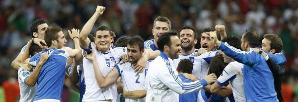 Euro 2012 - Grecia Vs Russia