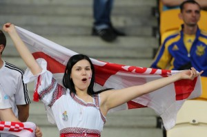 Euro 2012 Quarti di finale - Inghilterra vs Italia