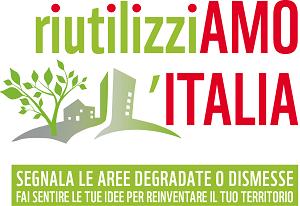 Riutilizziamo l'Italia, logo campagna Wwf