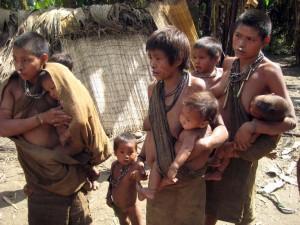 foto tribù indigene Machu Picchu, © Survival