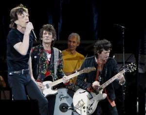 Rolling Stones (foto La Presse)