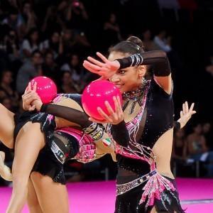 Londra 2012, le italiane della ginnastica ritmica