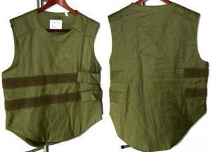 Helmut Lang, Bulletproof vest, 2002