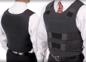Spy Emporium, Bullet Proof Vest, 2012