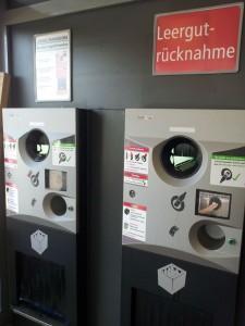 macchina per reciclare