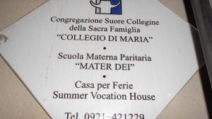 vocation house cefalù