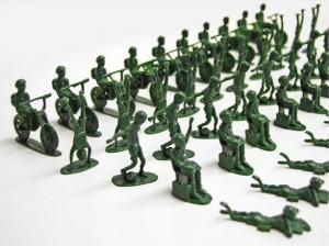 Anita Modi, Bradley Stapleton, Turn soldiers back into children, Y&R per Unicef, 2009