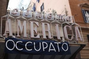 cinema america, trastevere, roma
