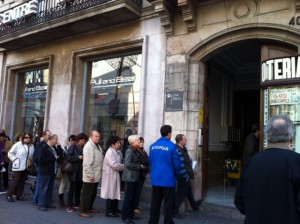 Loteria de Navidad Spagna