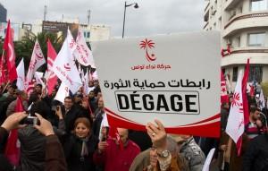 Manifestazione per anniversario caduta dittatura