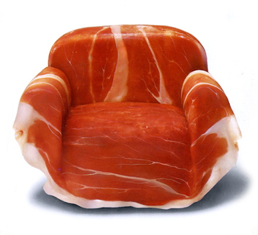 armando testa Meat Chair
