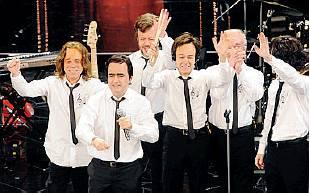 elio e le storie tese - Sanremo 2013