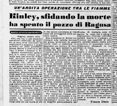 La Stampa di Torino, 13 Novembre 1955