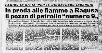 La Stampa di Torino, 8 Novembre 1955