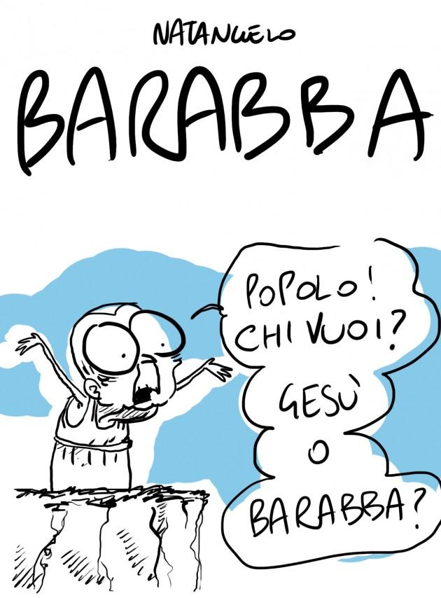 Bersani o Barabba