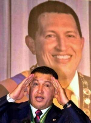 Retrospettiva Hugo Chavez