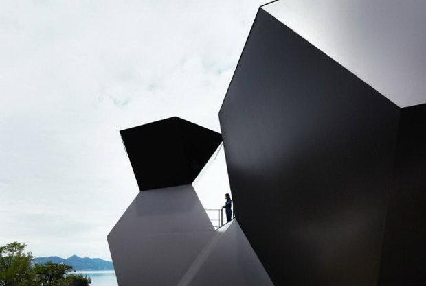 il Toyo Ito Museum of Architecture di Imabari