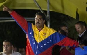 Venezuela, Nicolas Maduro il nuovo presidente