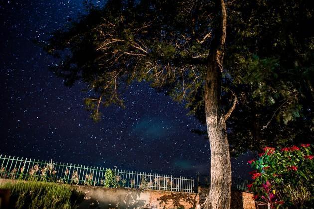 Bartosz Matenko. Stelle di notte nel villaggio di Ipamba