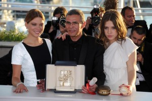 Cannes, Photo call vincitori della Palma d'Oro