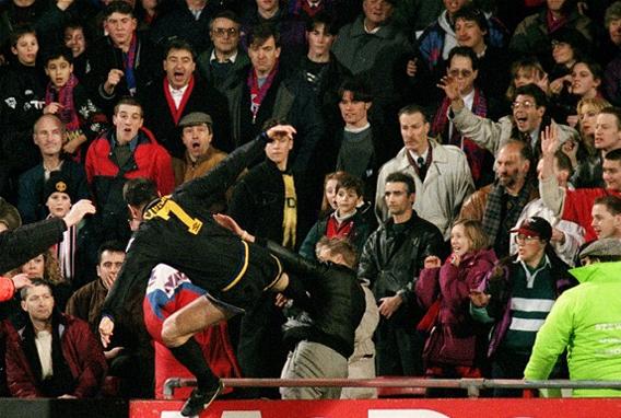 Eric Cantona, 1995