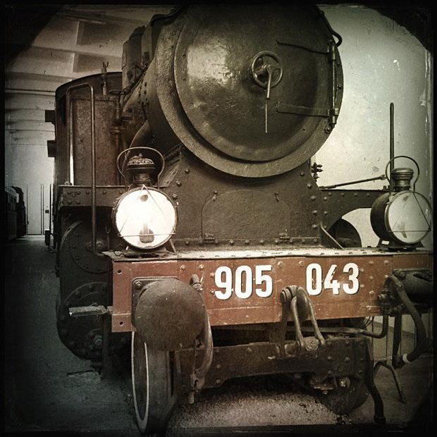 museo treni Lecce