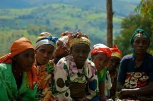 Repubblica democratica del Congo - donne
