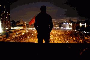 Istanbul, piazza Taksim