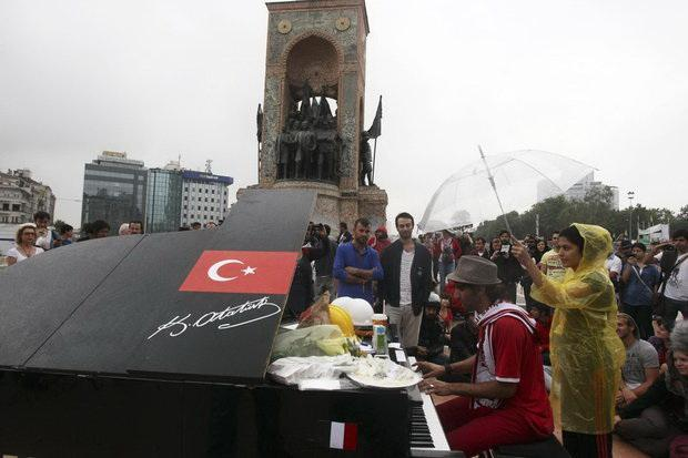 pianista Istanbul