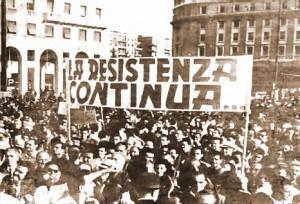 Resistenza - manifestazione antirazzista Cagliari