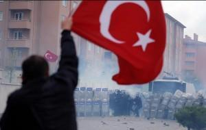 Turchia scontri