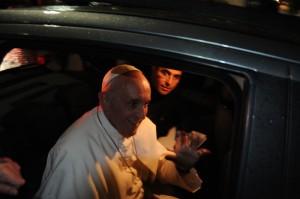 Papa Francesco Brasile @GiuseppeBizzarri